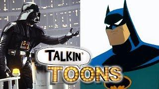 Kevin Conroy Voices Darth Vader as Batman (Talkin