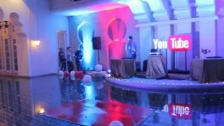 Suasana Malam Penghargaan Youtube Pop Up Space Jakarta 2017