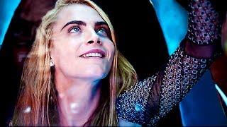 VALERIAN - Official Last Trailer (2017) Cara Delevingne, New Movie Trailer 2017