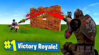 I Got An *IMPOSSIBLE* Kill In Fortnite Battle Royale!