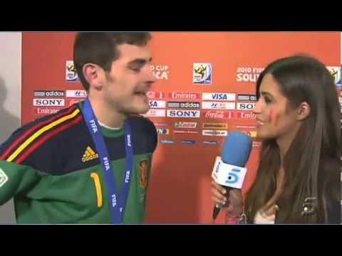 Xxx Mp4 Spian Football Captain Kiss News Reporter In Live 3gp Sex