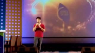 Motivational speech by Salman Muqtadir