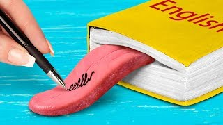 15 Funny DIY School Pranks! Easy Pranks For Back To School!