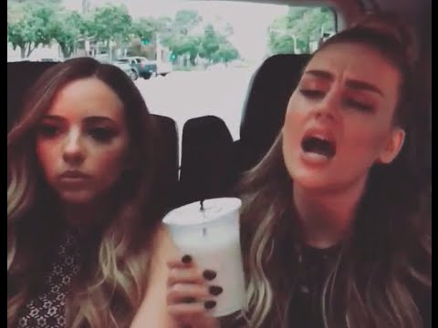 Little Mix Funny Moments 2015 14