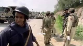 Heavy Clashes and Fighting between Pakistan Brave Army And Taliban 2016360p