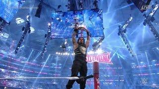 WWE Wrestlemania 32 Full Show Results/Highlight (All wrestlemania 32 Winners)