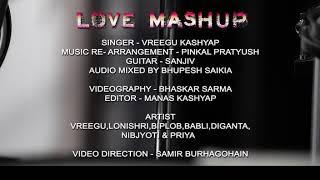 New Hindi mashup video song | VREEGU KASHYAP 2018