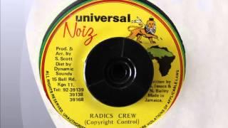 RADICS CREW - KINGSTON 14 VERSION