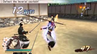 Hakuoki warriors of the shinsengumi - gameplay