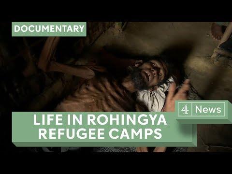 Xxx Mp4 Rohingya Refugee Crisis Life In Bangladesh S Largest Refugee Camp 3gp Sex