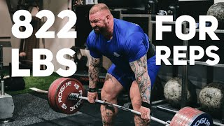 Deadlifting over 500kg/1102lbs in 2020!?