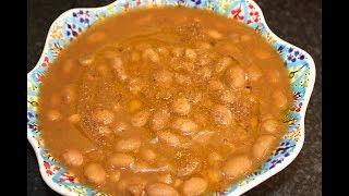 خوراک لوبیا به سبک ساندویچی های تهران و آذریها... فقط باید بپزی و تجربه کنی   _ Episode 92