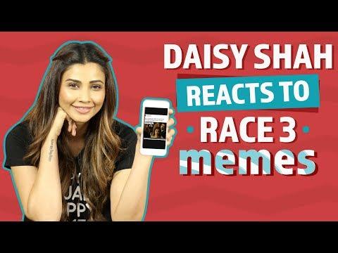 Xxx Mp4 Daisy Shah Reacts To Race 3 Memes Race 3 Pinkvilla Bollywood 3gp Sex
