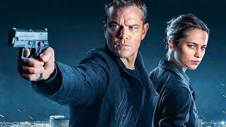 JASON BOURNE 5 All Trailer + Clips (Matt Damon - 2016)
