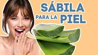 SABILA PARA LA CARA  | REMEDIOS NATURALES | YASMANY