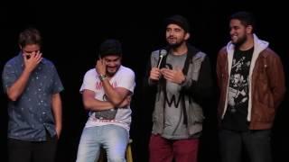Desafio Comédia Ao Vivo - Inês Brasil / Fila do Justin Bieber - Stand Up Comedy