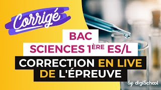Bac 2017 - Correction en LIVE de l