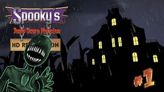 Spooky's Jump Scare Mansion [1] - THE RETURN OF SPOOKY