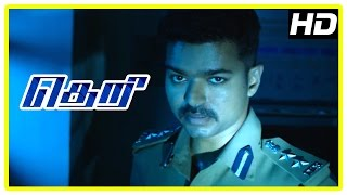 Theri movie | Vijay's return as IPS officer | Prabhu | Stun Siva | Kaali Venkat | Rajendran