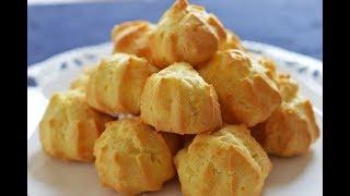 noon khamei, Original Persian Cream Puff Pastry