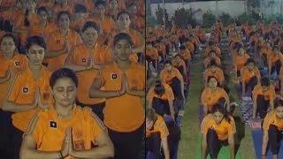 275 people perform 108 Surya Namaskars to set record