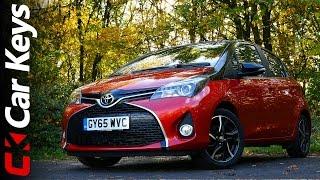 Toyota Yaris 4K 2016 review - Car Keys