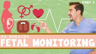 Fetal Monitoring Nursing OB Pediatrics *Part 5*
