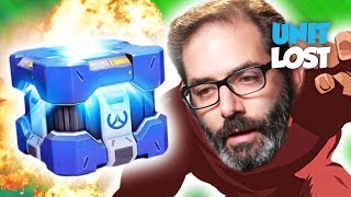Overwatch - Wrestle With Jeff... Prepare For Gifts!