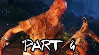 Far Cry Primal Gameplay Walkthrough Part 4 - HOME IMPROVEMENTS!! (PS4 1080p HD)