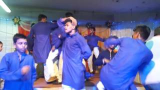 Jalali Set-Bonobasher shadhon song gaye holud dance performance...