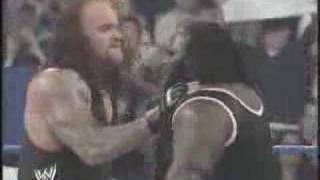 Undertaker Chokeslams/Tombstones Mark Henry