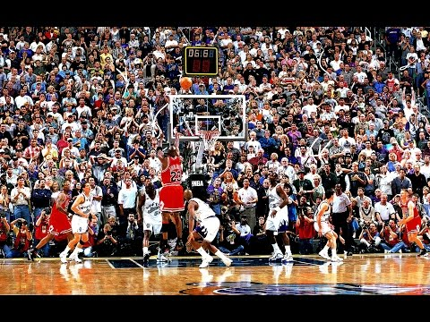 NBA Greatest Plays of the 1990s!