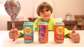 Can You Find Toys in Chupa Chups Trolls Cans ? or just Sweets ?