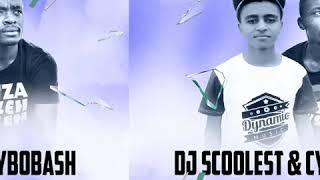 Dj Scoolest & Cybobash - Blue Sky