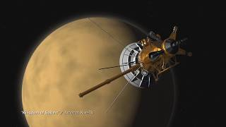Why Kill Cassini? Saturn Probe Will Die To Protect Moons [film clip]