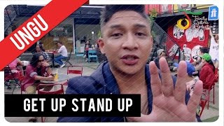 ungu get up stand up official video clip
