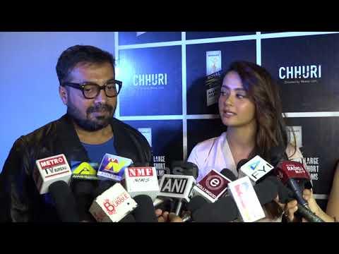 Xxx Mp4 Surveen Chawla REVEALS Anurag Kashyap 39 S Secrets Chhuri 3gp Sex