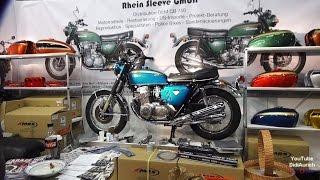 MOTORRÄDER DORTMUND 2017 Oldtimer Youngtimer Motorräder Motorrad historische Oldtimer