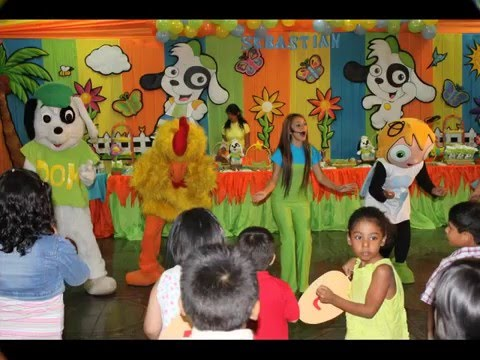 Show Infantil DOKY