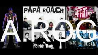 Thugs In The Ocean - Blue October vs Papa Roach feat. Tupac (A.ROG Mashup)