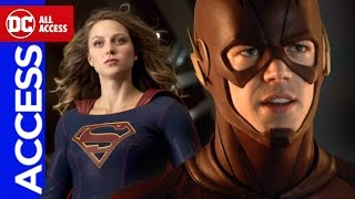 CW Crossover Behind-the-Music + The Flash Midseason Finale
