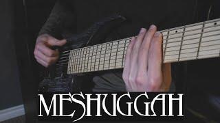MESHUGGAH | THUMP GUITAR |
