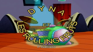 Fantômette - 09 - Dyna et les Rolling Fruits
