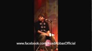 Asad Abbas First Album Song Mitha