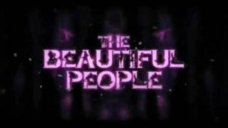 The Beautiful People Hard Justice remix theme