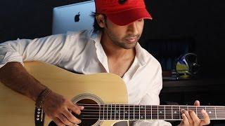 Aadat - Atif Aslam - Guitar Lesson in Hindi for Beginners By VEER KUMAR