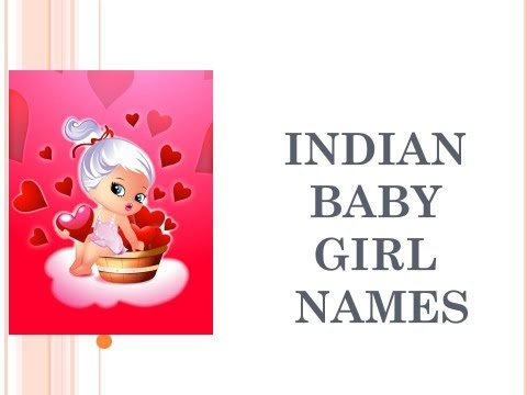 INDIAN GIRL NAMES (A - G)  IN ENGLISH AND TELUGU - ఆడపిల్లల పేర్లు