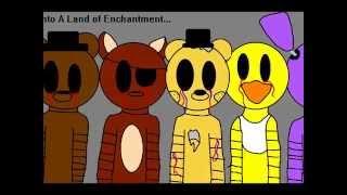 FNAF PURPLE GIRL: Children of the night FINISHED VERSION(Original!)