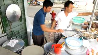 Banh Cuon in Can Tho, Vietnam