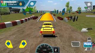 Driving School Test Car Racing / Track Test Driver / Android Gameplay Video #2